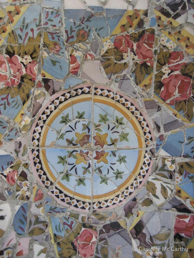 Gaudi mosaic by Caoimhe Mc Carthy