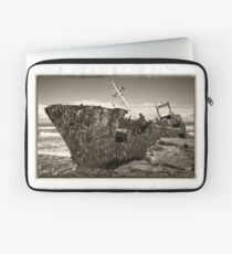 Shipwreck Transkei Laptop Sleeve