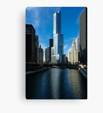 Chicago Blues Canvas Print