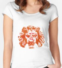 Lion King Power Women's Fitted Scoop T-Shirt