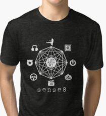 I AM also I WE  sense8 Tri-blend T-Shirt
