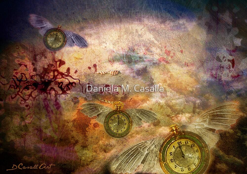 Time Flies... by Daniela M. Casalla