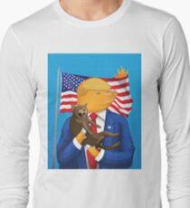 American Catastrophe Long Sleeve T-Shirt