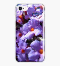 Buddleia Glowing iPhone Case/Skin