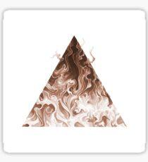 Elemental Alchemy: Fire (colour) Sticker