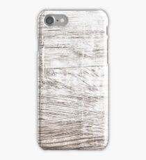 Cinereous abstract watercolor iPhone Case/Skin