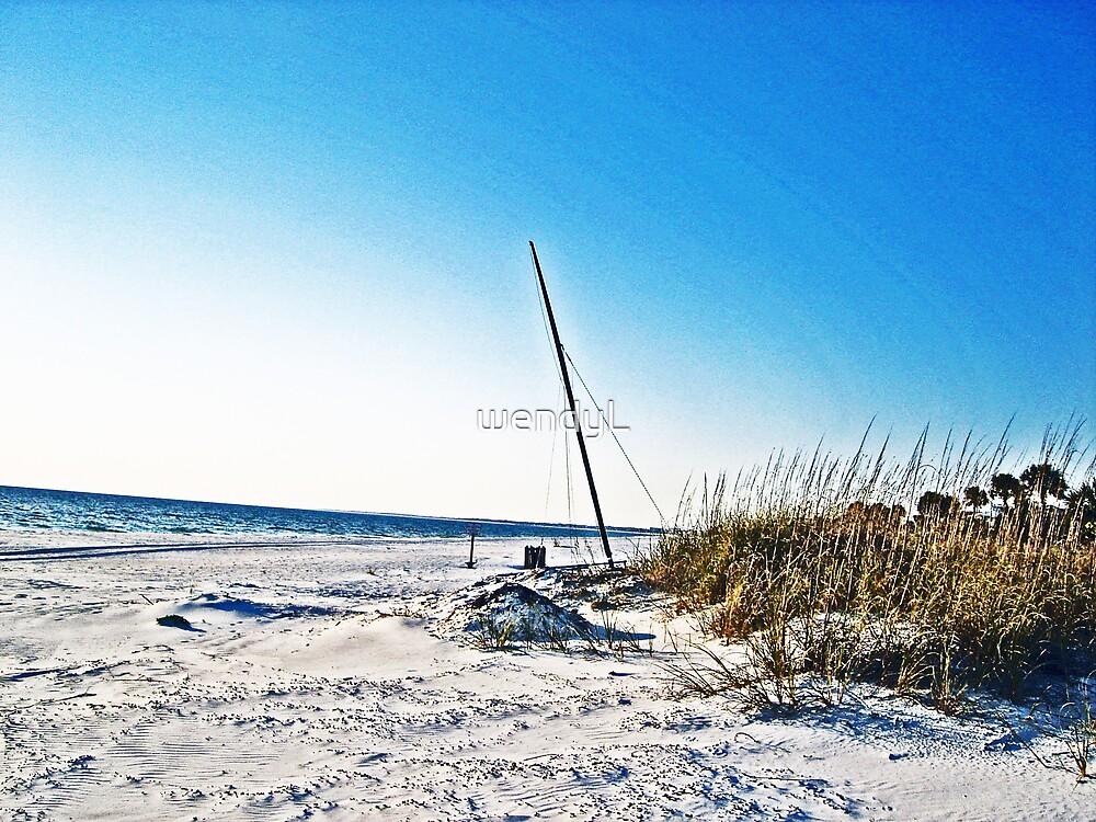 My little beach by wendyL