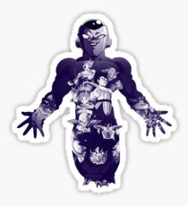 FREEZA SAGA Sticker