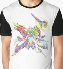 Zarc and Dragons Graphic T-Shirt