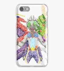 Zarc and Dragons iPhone Case/Skin