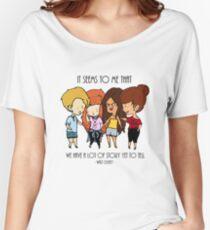 Stories'n'Friends Women's Relaxed Fit T-Shirt