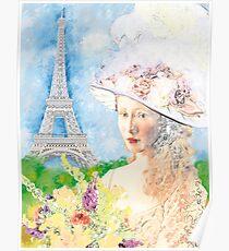 BELLE PARISIENNE Poster