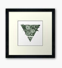 Elemental Alchemy: Earth (colour) Framed Print