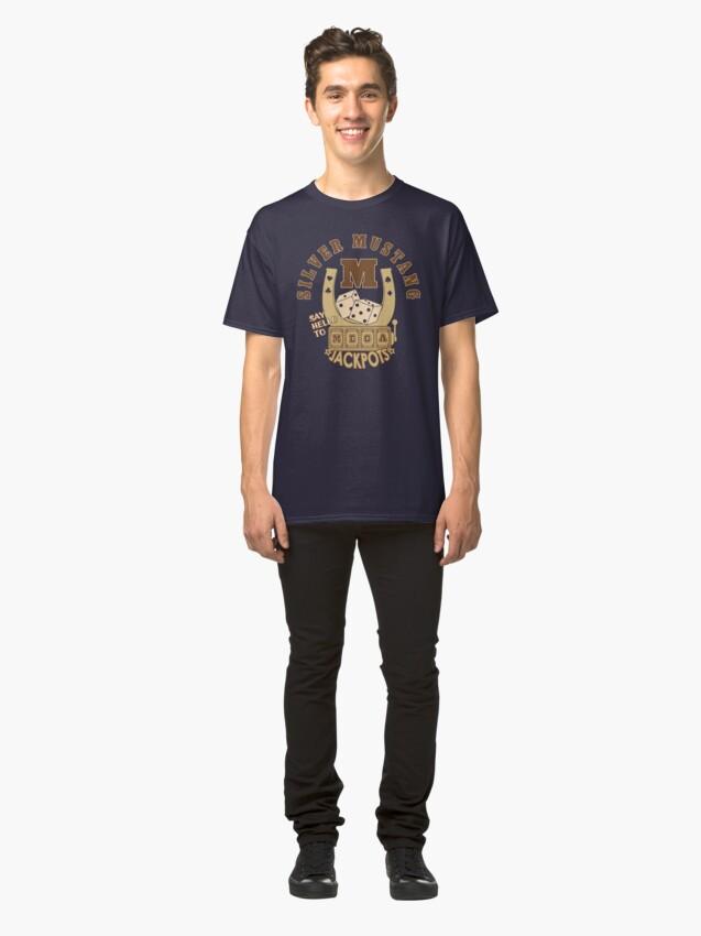 Alternate view of Mega Jackpots Classic T-Shirt
