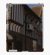 Tudor Style iPad Case/Skin