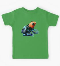 Poison Dart Frog  Kids Clothes