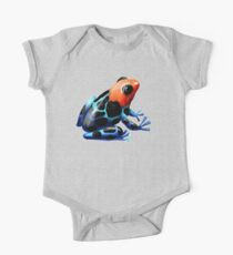 Poison Dart Frog  One Piece - Short Sleeve