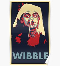 Wibble Poster
