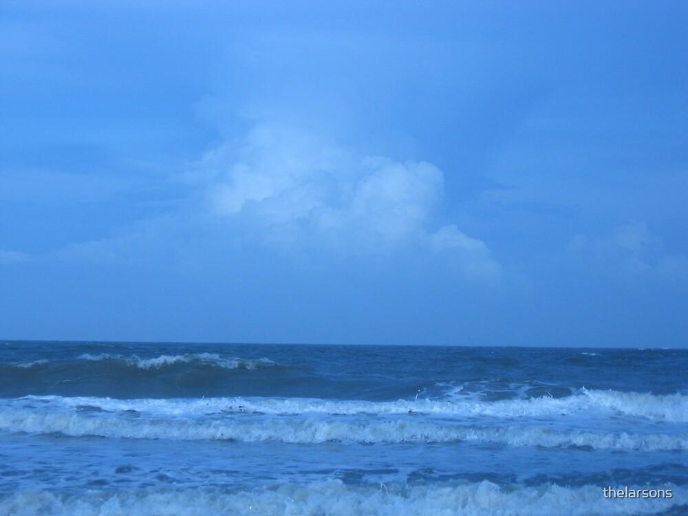 Ocean blue by thelarsons