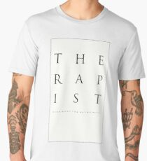 Mind What You Get On With. Men's Premium T-Shirt