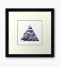 Elemental Alchemy: Air (colour) Framed Print