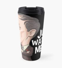 Pierre Trudeau, Just Watch Me Travel Mug