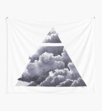 Elemental Alchemy: Air (colour) Wall Tapestry