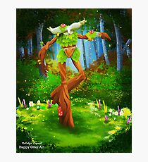 Ivern League of Legends Photographic Print