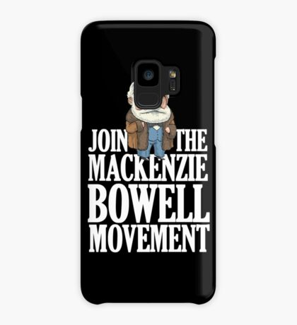 Join the MacKenzie Bowell Movement Case/Skin for Samsung Galaxy
