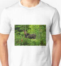 Bull Moose-Yearling. T-Shirt