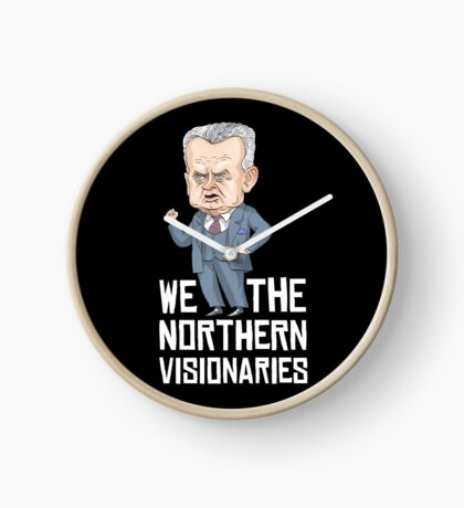 Dief the Northern Visionary Clock