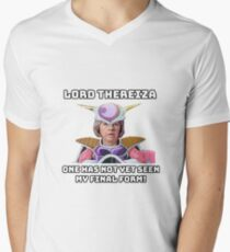 Lord Thereiza - One has not yet seen my Final Form (Freiza's mother) Men's V-Neck T-Shirt