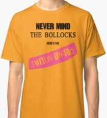 The Bollocks Shirt Classic T-Shirt