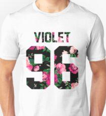 Alissa Violet - Colorful Flowers T-Shirt