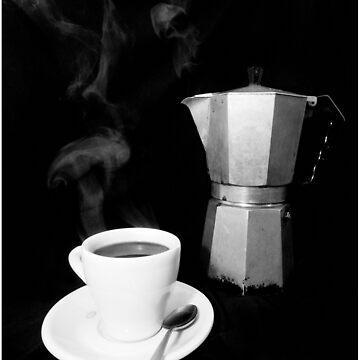 Coffee break by Knobrot