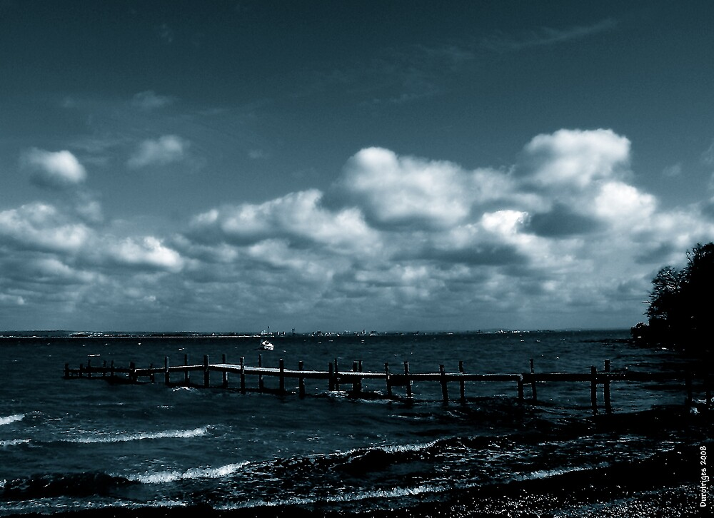 Island Jetty by Durotriges