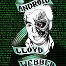 Android Lloyd Webber by Laura Guzzo