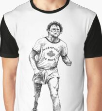 Terry Fox Graphic T-Shirt