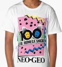 Neo-Geo 100Mega Shock! Long T-Shirt