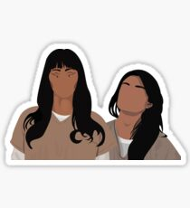 FLARITZA- Orange is the New Black Sticker