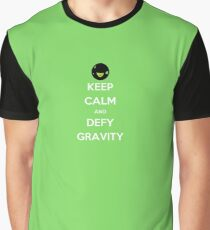 Defy Gravity Graphic T-Shirt