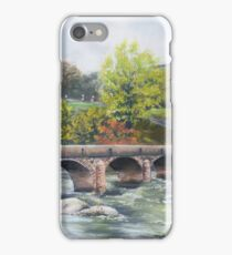Le pont de Corbes iPhone Case/Skin