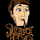 Sherlock Holmes by Brian Belanger