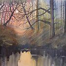 Forest Glory by Glenn Marshall