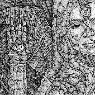 HYPERMUSE by shawnalchemi