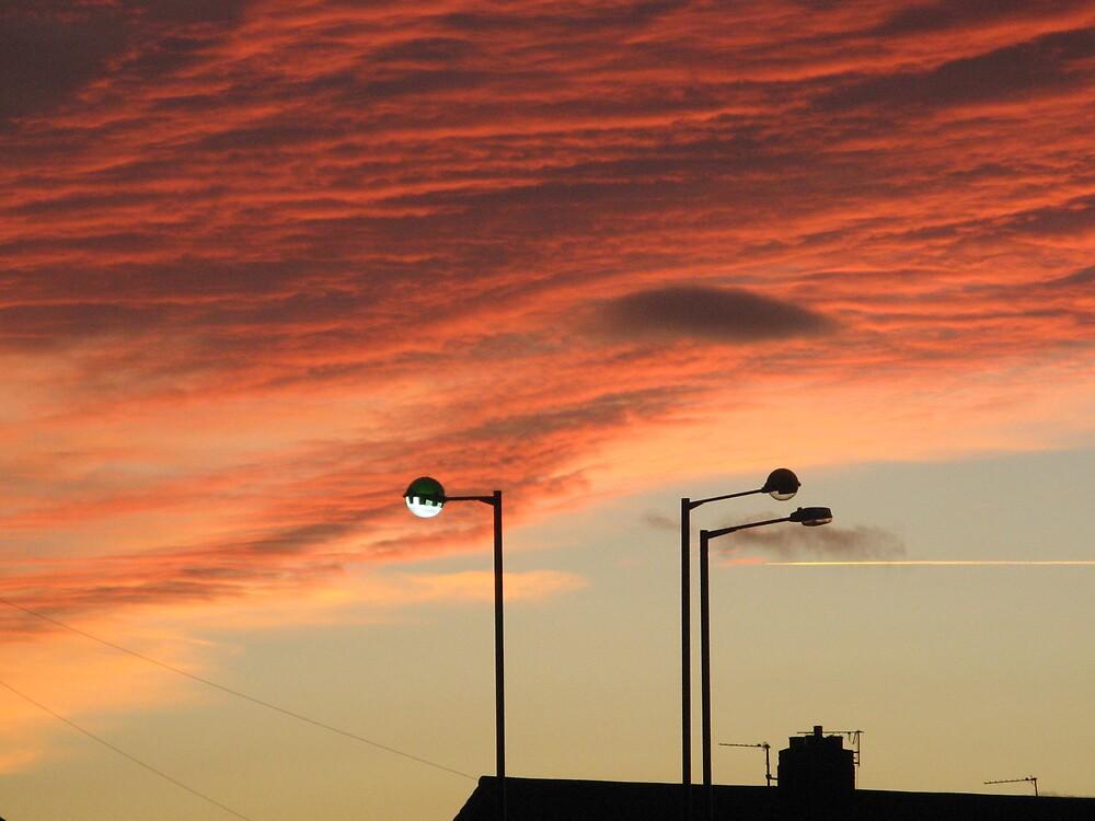 Backdoor Sky by Neilo