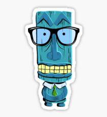 Geeky Tiki  Sticker