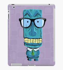 Geeky Tiki  iPad Case/Skin