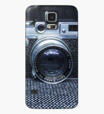 Canon Retro Case/Skin for Samsung Galaxy