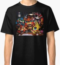 freddy jump scare Classic T-Shirt